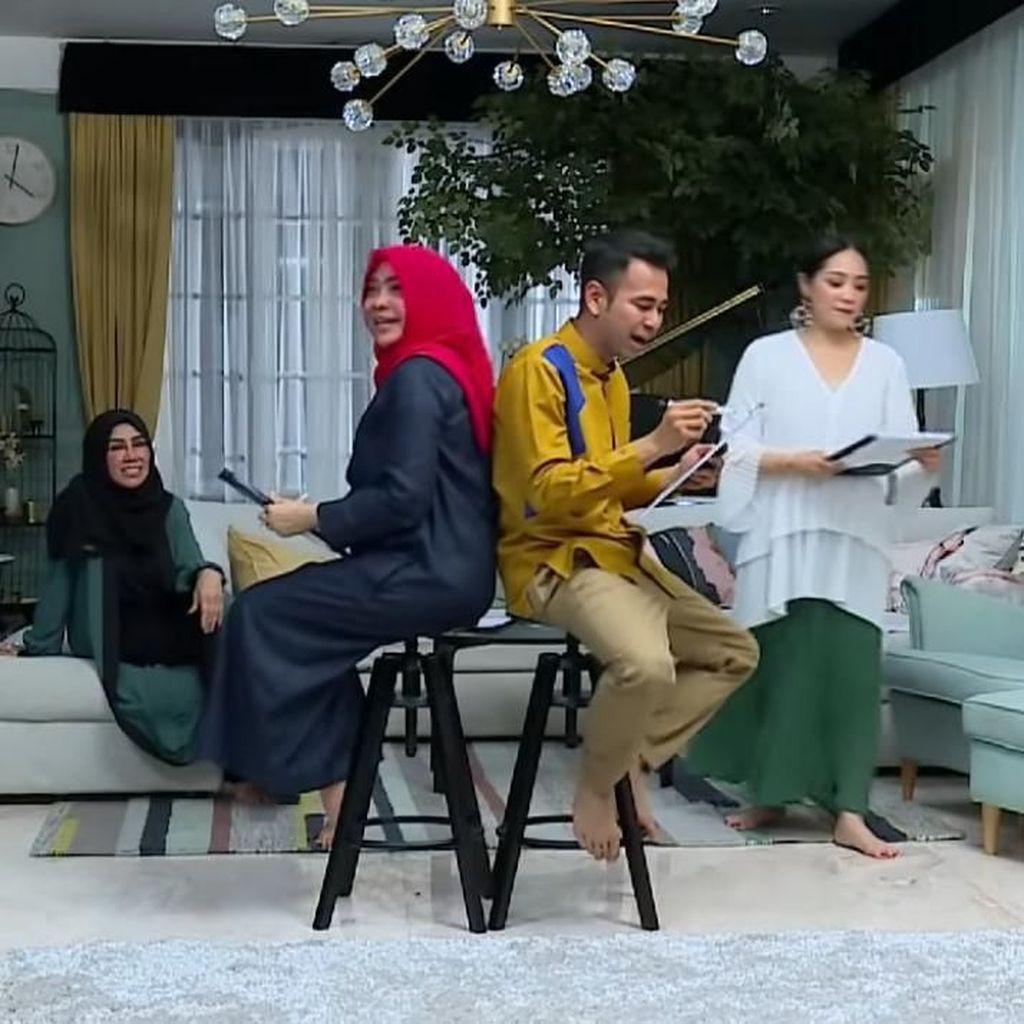 Marah-marah, Ibunda Nagita Slavina Usir Raffi Ahmad dari Rumah