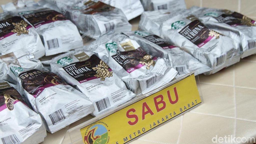 Sepasang Mafia 107 Kg Sabu dari Kalbar Lolos dari Hukuman Mati