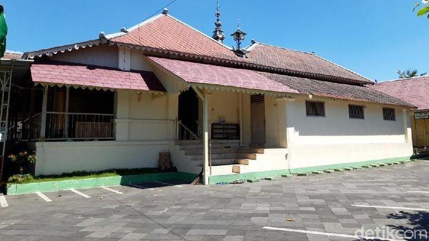 Masjid Cipto Mulyo, Boyolali.