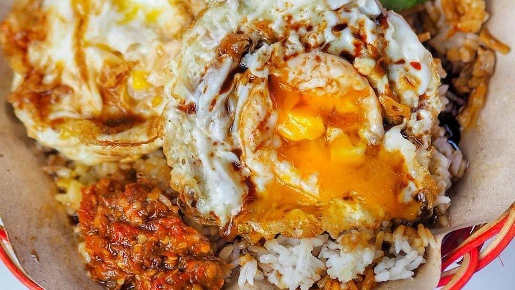 Ada Telur Ceplok Pedas Manis Hingga Nasi Goreng Enak untuk Sahur Praktis