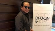 Deddy Dhukun Wujudkan Mimpi Dian Pramana Poetra untuk Album ke-4