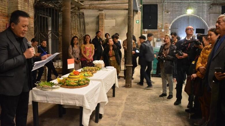 Paviliun Indonesia Tampilkan Karya Seni Kontemporer di Venice Art Biennale