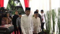 Video Momen Jokowi-JK Berbuka Puasa Bersama di Rumah Zulhas