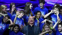 Blue Origin Luncurkan Klub Luar Angkasa untuk Anak-anak