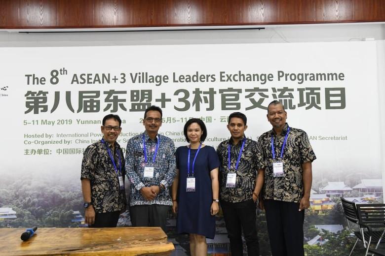 Indonesia Jadi Satu-satunya Negara yang Kirim Kades ke Forum ASEAN