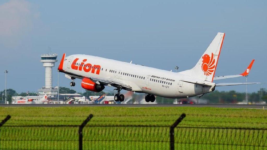 Lion Air Tak Larang Penumpang Ambil Foto di Pesawat, Asal...