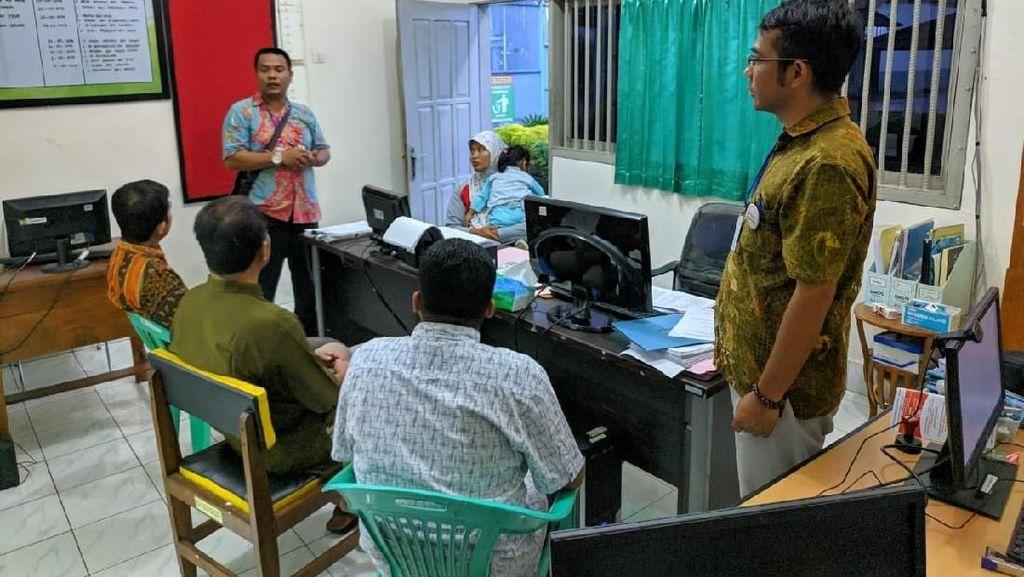 Kejati Banten Jebloskan 3 Terpidana Korupsi Genset RSUD ke Lapas Serang
