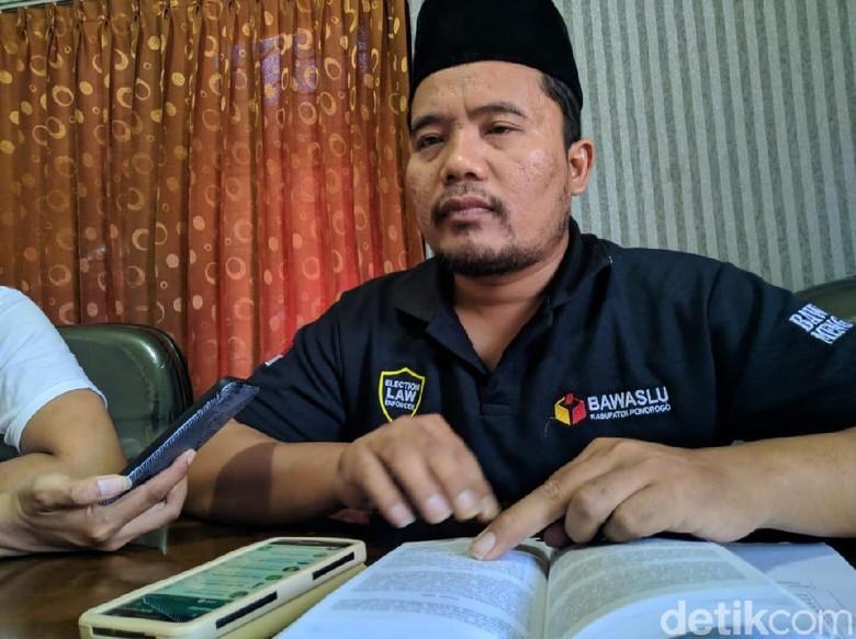 Sanksi Telah Menanti 3 Kades yang Ikut Kampanye di Magetan