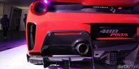 Ferrari 488 Pista Akhirnya Masuk Indonesia