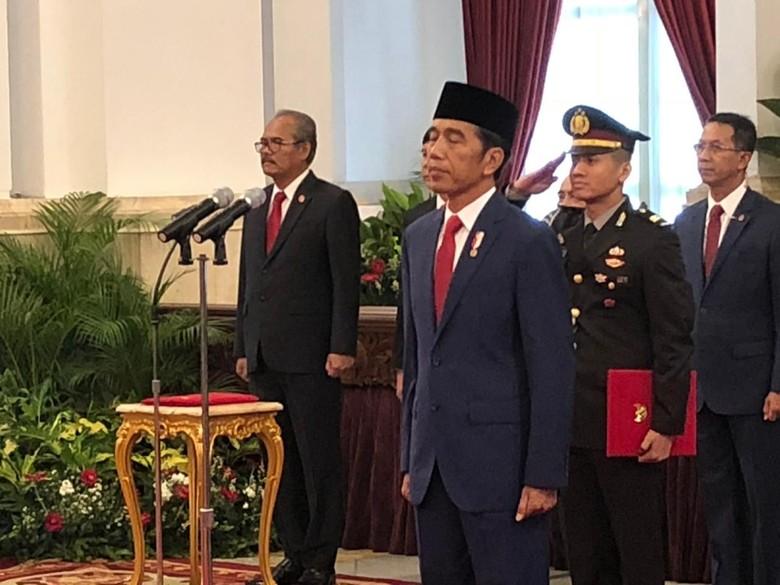 Jokowi Bervisi Reformasi Birokrasi, Postur Kabinet Baru Jadi Batu Uji