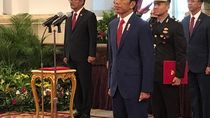 Jokowi Percayakan Pengamanan 22 Mei ke Polisi dan TNI