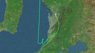 Karena Tidak Sarapan dan Kurang Tidur, Calon Pilot Pingsan Saat Terbang