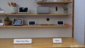 Nest Hub Max, si Layar Pintar Penjaga Rumah