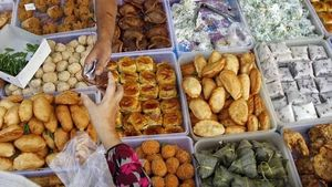 Berburu Takjil di Pasar Kauman hingga Jalur Gaza Yogyakarta