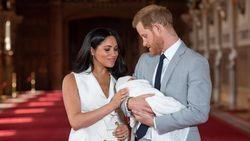 Pangeran Harry & Meghan Markle Ingin Baptis Anak Kedua di Istana Windsor