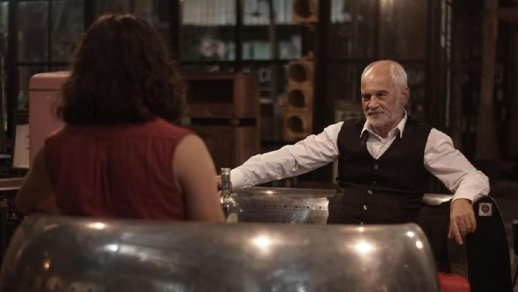 Kisah Aktor Flamboyan Robby Sugara Bermain di Film Horor