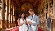 Rayakan Hari Ibu, Meghan Markle Pamer Kaki Gemas Bayi Archie