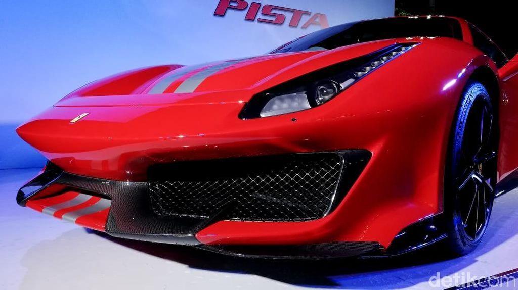 Lamborghini di Mata Ferrari