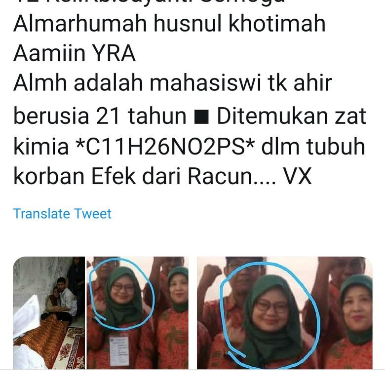 Polisi Usut Penyebar Hoaks Anggota KPPS Bandung Tewas Diracun
