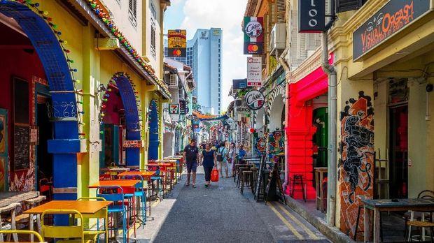 5 Sudut Wisata di Kampong Glam Singapura