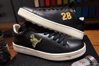 Sneakers C101 Coach hasil Customize IT.