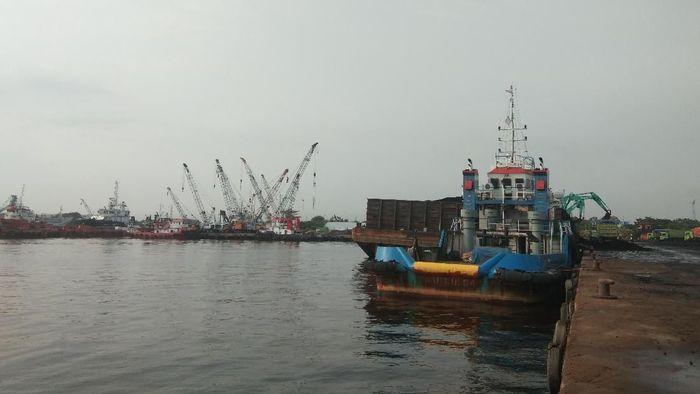 Pelabuhan KCN di Marunda (Foto: Muhammad Idris/Detikcom)