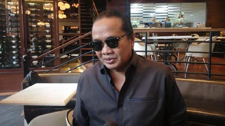 Deddy Dhukun Foto: Pingkan Anggraini