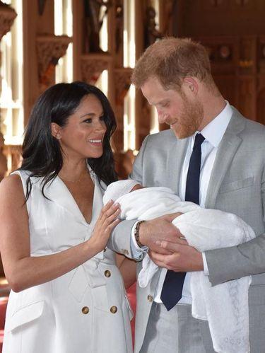 Pertamakalinya Meghan Markle merayakan Hari Ibu sebagai ibu.