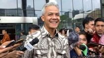 Ganjar Pranowo Imbau Warga Jateng Tak ke MK: Nonton TV Wae...
