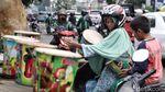 Berkah Melimpah Perajin Bedug di Bulan Ramadhan