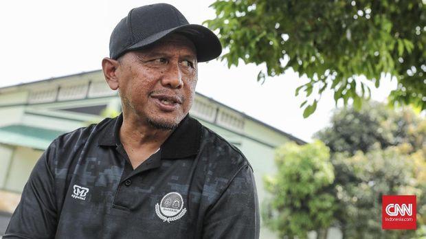 Rahmad Darmawan salah satu pelatih lokal tersukses di level klub.