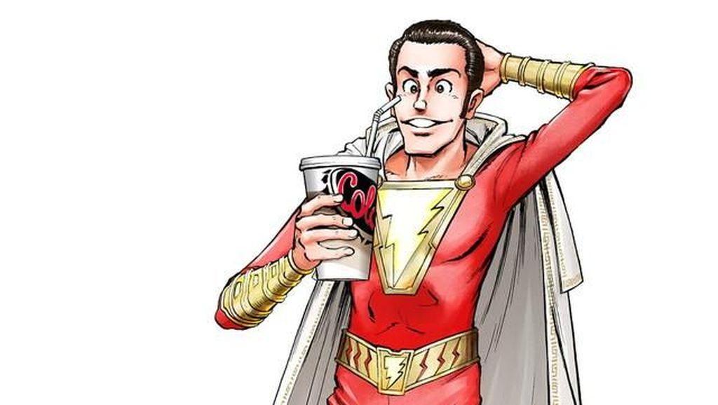 Sebelum Meninggal, Komikus Monkey Punch Sempat Garap Komik DC Shazam