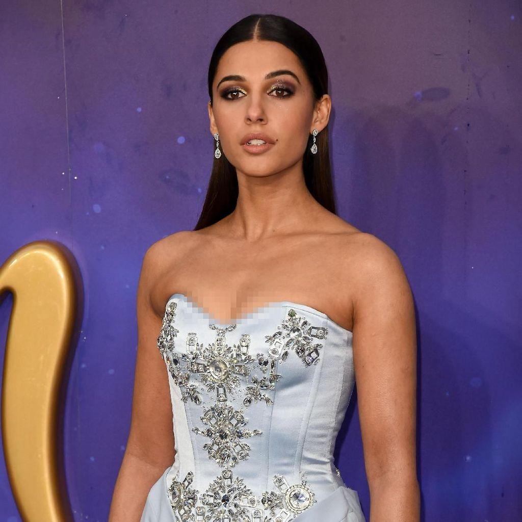 5 Fakta Naomi Scott, Putri Jasmine dalam Aladdin
