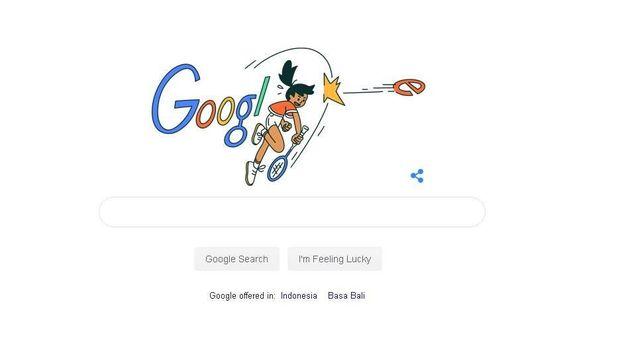 Google Doodle Tampilkan Jago Bulutangkis Indonesia