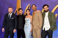 Will Smith Traktir 'Mac and Cheese' untuk Pemain dan Kru Film Aladdin