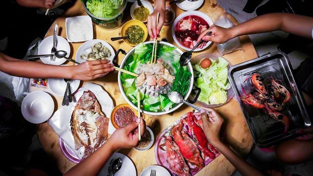 Pilih Menu Buka Bersama Pakai Aneka Daging atau Seafood Ya?
