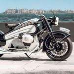 Moge Klasik dari BMW R nineT