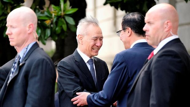 AS Kembali Melunak Lawan China, Bursa Saham Asia Menghijau