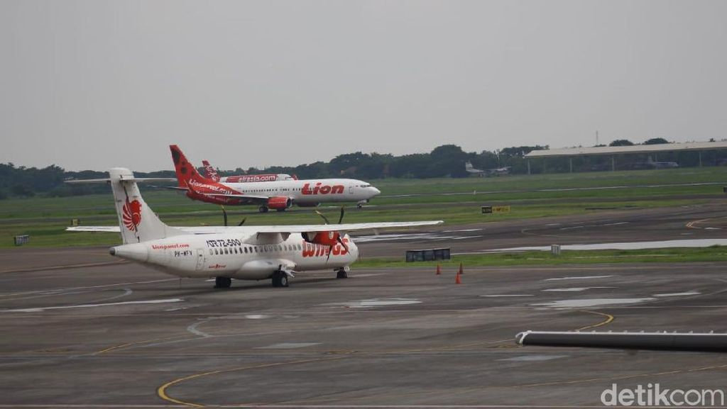 Keluh Kesah Bupati Belitung Soal Tiket Pesawat yang Masih Mahal