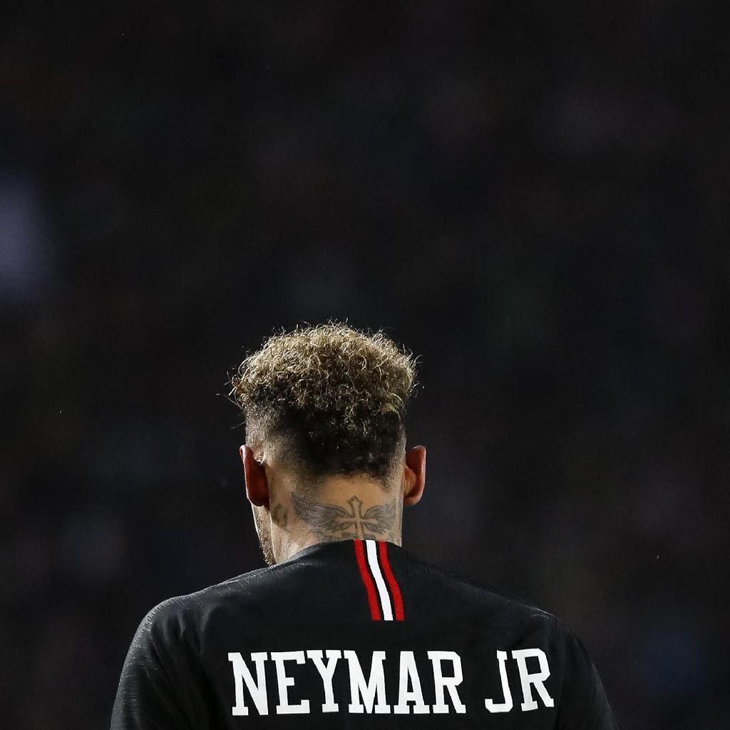 Banding PSG Ditolak, Neymar Tetap Diskors 3 Laga Kompetisi Eropa