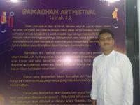 Melihat Karya Seni Sambil Belajar Islam di Ramadhan Art Festival
