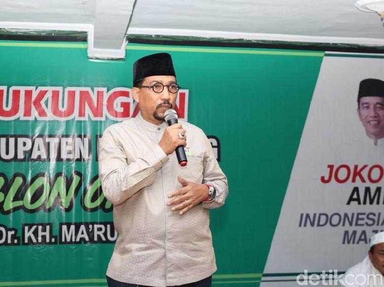 Keunggulan Jokowi di Jatim Disyukuri dengan Bukber dan Santuni Petugas KPPS