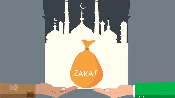 Ilustrasi Zakat/Foto: iStock