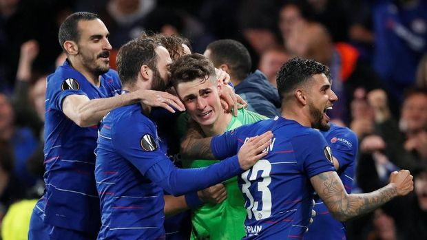 Chelsea sempat tampil bagus di awal Liga Inggris musim ini.