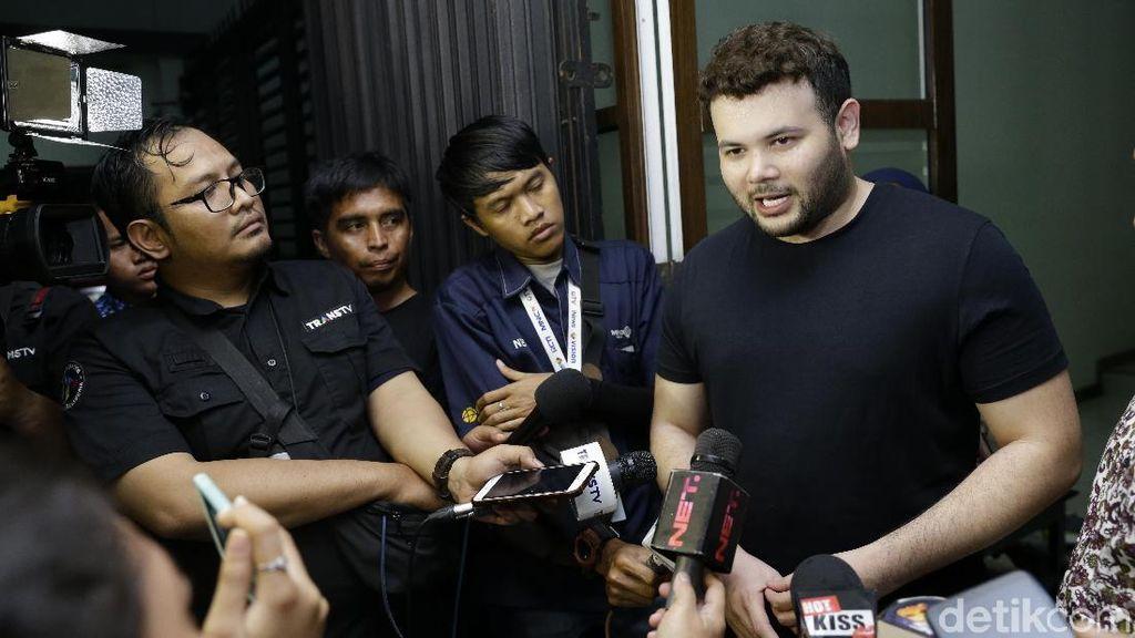 Keberatan Vonis 1,5 Tahun Penjara, Ridho Rhoma Ajukan PK