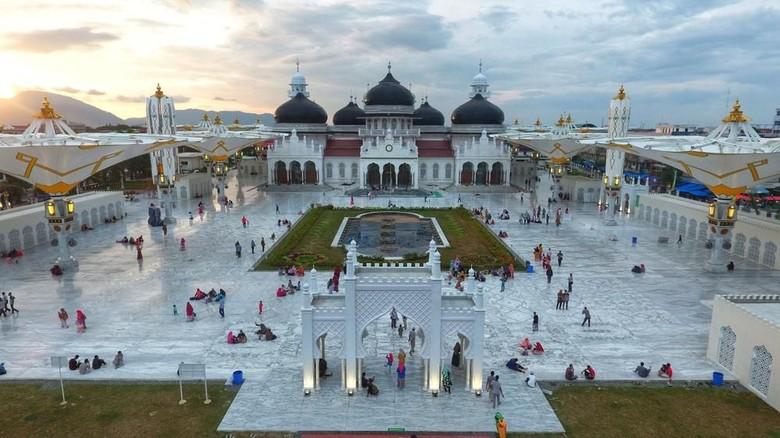 Masjid Baiturrahman Aceh