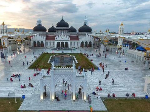 Masjid Raya Baiturahman