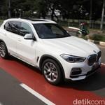 Ototest: Kesan Pertama SUV Mewah Jerman, BMW X5