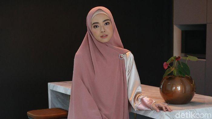 Lindswell Kwok puasa sembunyi-sembunyi dua Ramadhan silam. (Ari Saputra/detikSport)