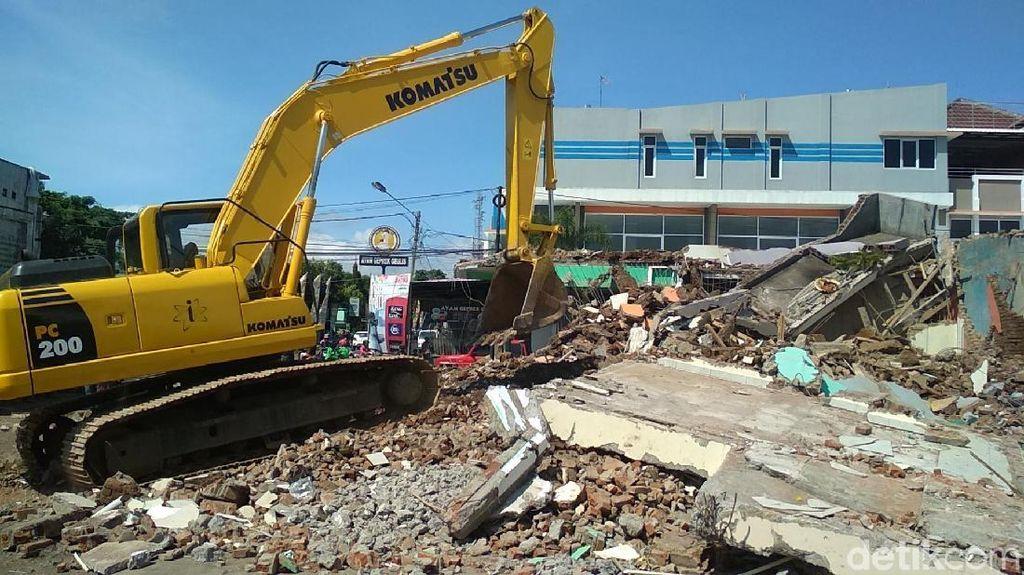 1.092 Bangunan Kena Dampak Reaktivasi Rel Rangkasbitung-Pandeglang